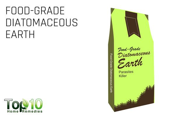 In Stores Food Grade Diatomaceous Earth
