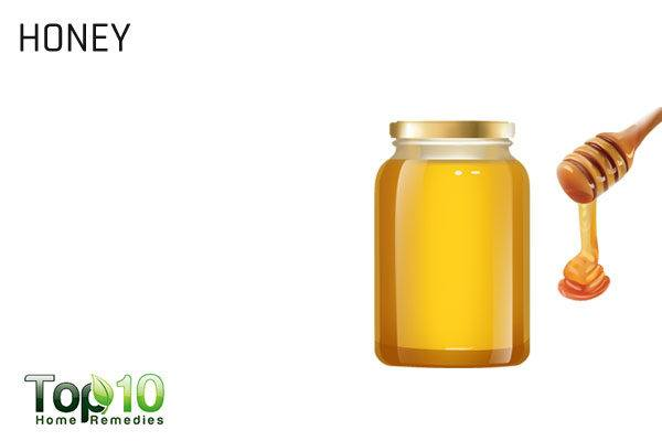 honey for upper respiratory infection