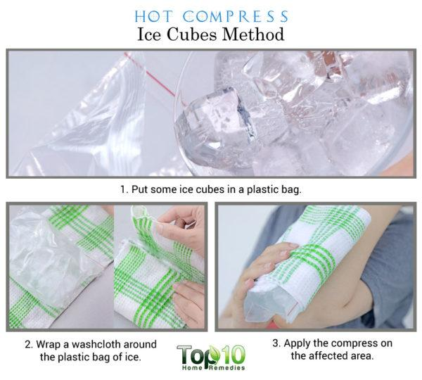 make ice pack at home