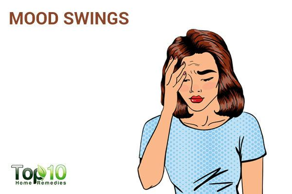 mood swings due to excess sugar