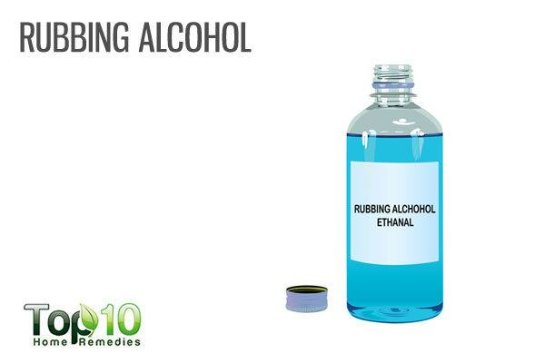 rubbing alcohol for Hidradenitis Suppurativa