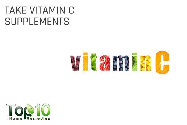vitamin C for blocked fallopian tube
