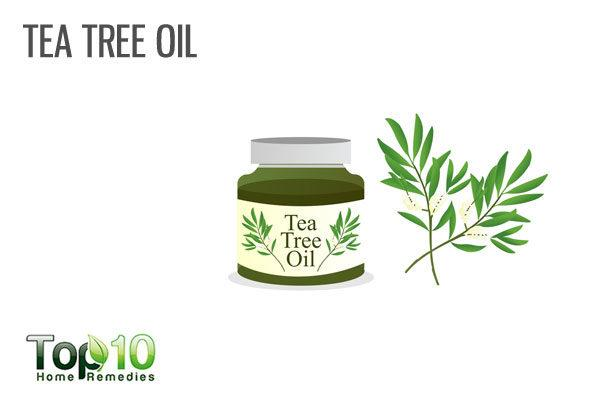 tea tree oil for Hidradenitis Suppurativa