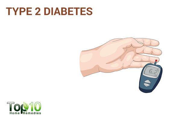 type 2 diabetes due to sugar