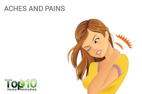 Body aches and pains are common physical symptoms of depression