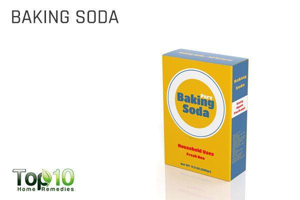 baking soda to treat butt acne