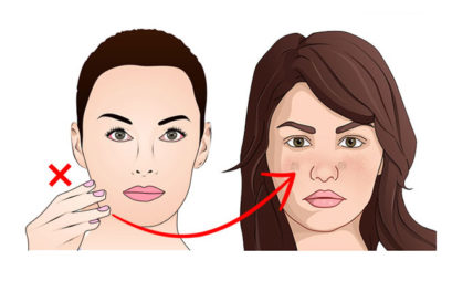 10 Bad Habits that Cause Clogged Skin Pores