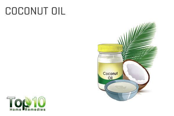 coconut oil for butt acne
