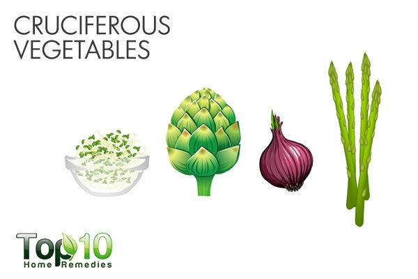 avoid cruciferous foods when having diarrhea