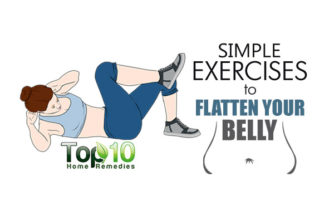 10 Simple Exercises to Flatten Your Belly