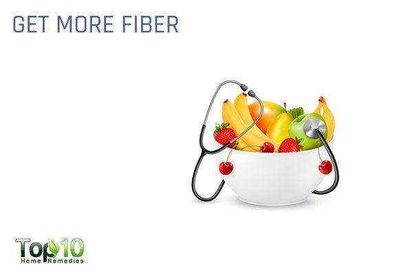 get more fiber to prevent diabetes