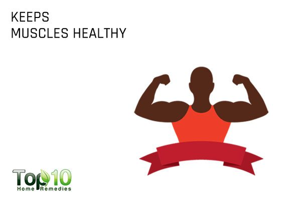 watermelon seeds keep muscles healthy