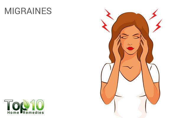 Migraines are physical signs of depression