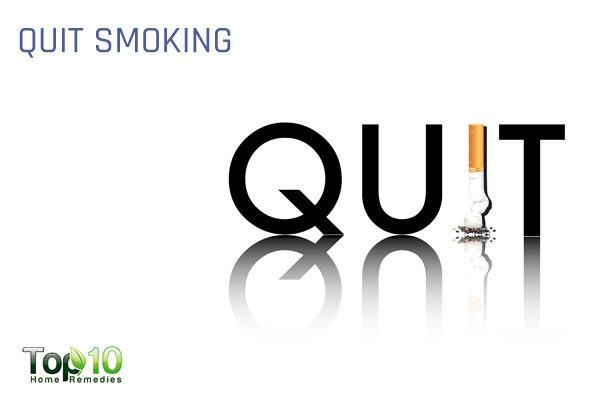 quit smoking to avoid diabetes