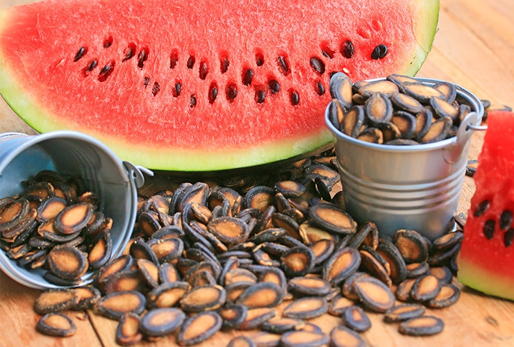 Watermelon Seeds Benefits: 10 Reasons to Try it (& How to ...