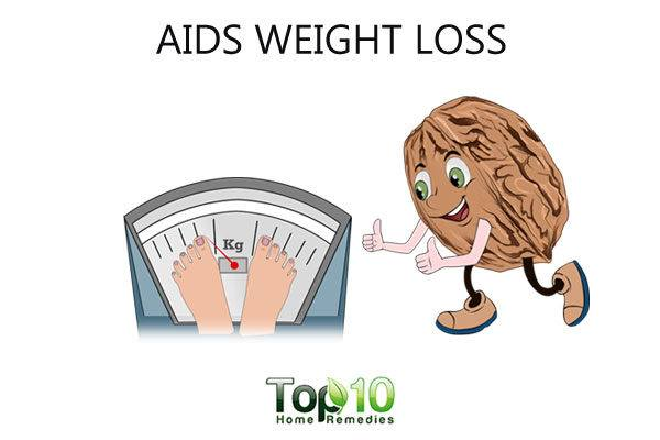 walnut aids weight loss