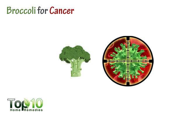 broccoli for cancer