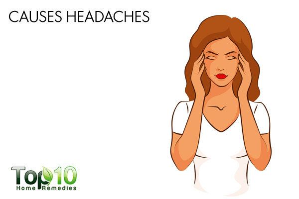 excess sleep causes headaches
