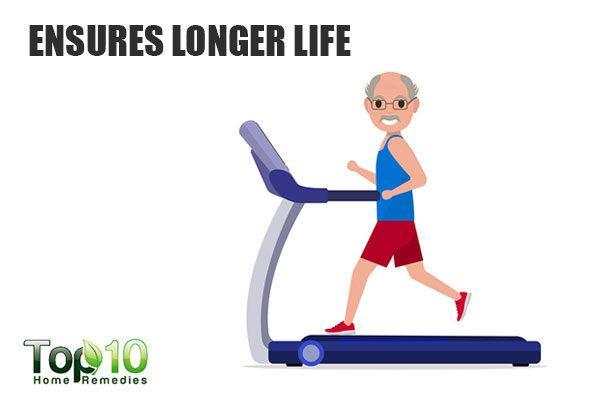 use standing desk to ensure longer life