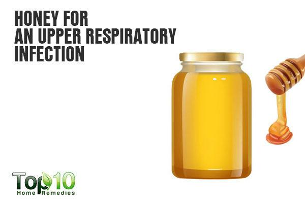 honey fights upper respiratory infection