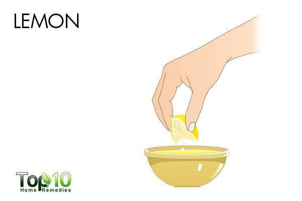 lemon juice fades acne scars