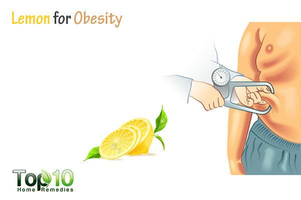 lemon to fight obesity