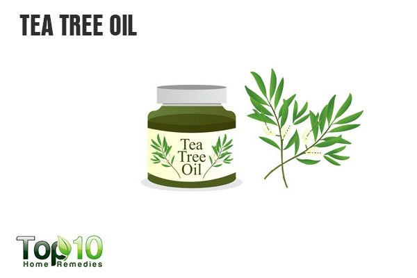 tea tree oil to get rid of vaginal cysts