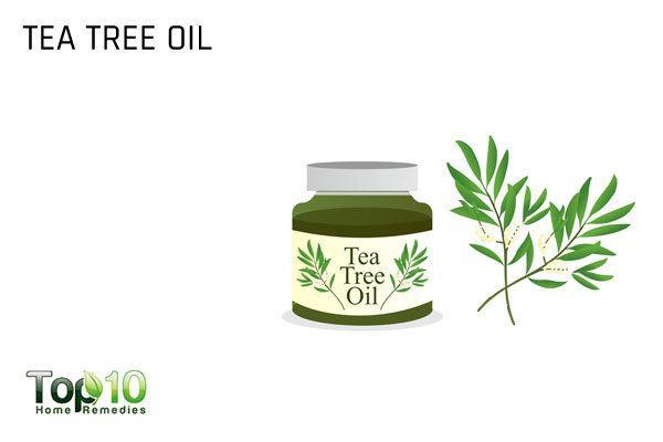 tea tree oil to treat flat warts