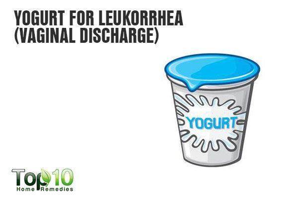 yogurt fights leukorrhea
