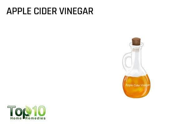 apple cider vinegar for gonorrhea