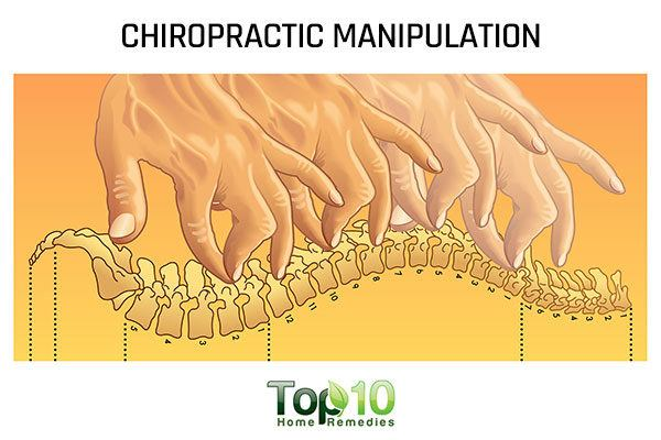 chiropractic manipulation for scoliosis