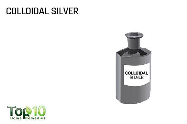 colloidal silver for gonorrhea