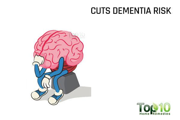 cuts dementia risk