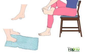 At-Home Exercises to Keep Your Feet Strong and Healthy