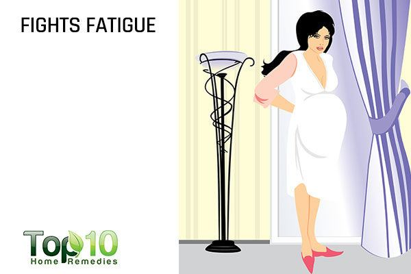 exercise during pregnancy fights fatigue