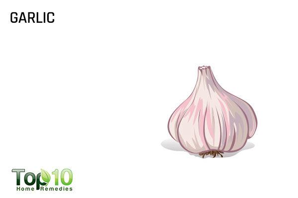 garlic for gonorrhea