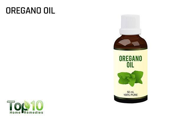 oregano oil for gonorrhea