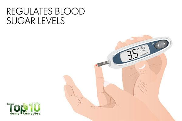 aloe vera regulates blood sugar