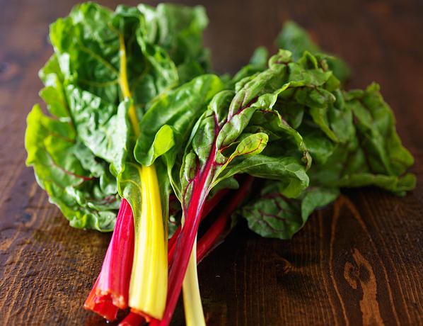 swiss chard low calorie food