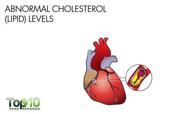 high cholesterol increases diabetes risk