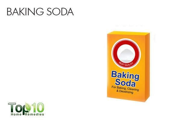 baking soda for sour stomach