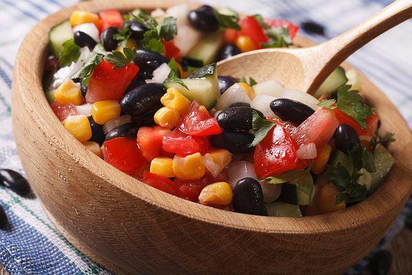 black bean salad for diabetes
