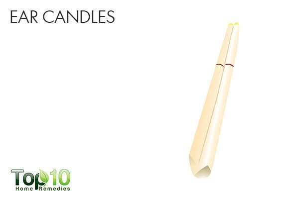 ear candles unsafe