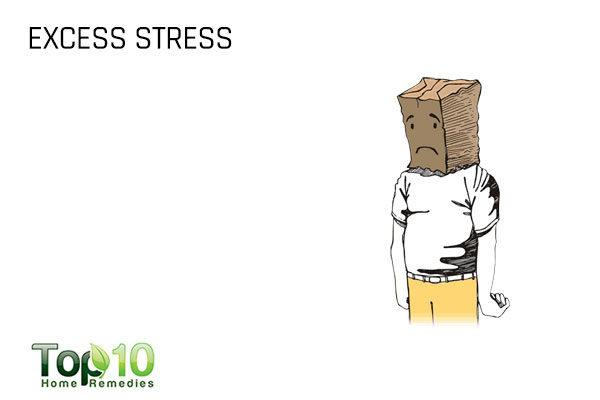 excess stress increases your hunger