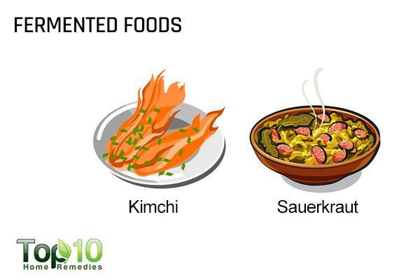 Top 10 Immune Boosting Foods