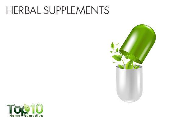 caution when buying herbal supplements