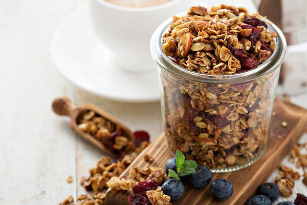 homemade trail mix for diabetics