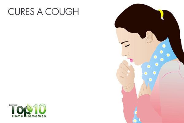 Use camphor to treat and cure your cough