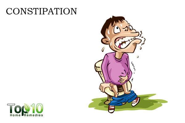 low fiber can cause constipation