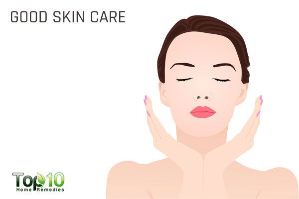 good skin care to treat pregnancy acne